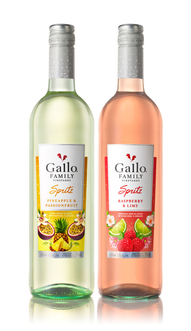 Gallo Wines, Spritz Bottles